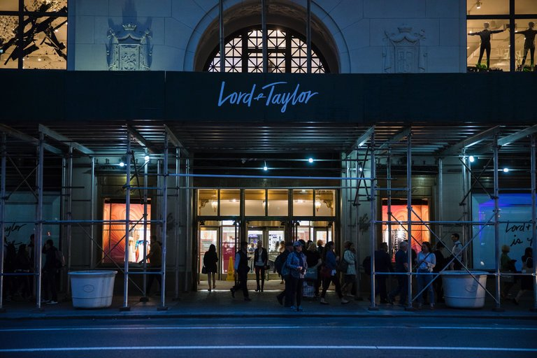 """Lord & Taylor: Code """"LABORDAY"""" brings a cart's worth of deals at Lord & Taylor over Labor Day weekend through Tuesday, September 4. All items are 20 percent off in-stores and online; plus."""